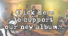 Support us on startnext! Donate for our new album!
